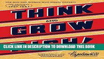 [PDF] Think and Grow Rich: The Original, an Official Publication of The Napoleon Hill Foundation