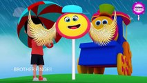 Bob The Train | Finger Family Song | Nursery Rhymes And Childrens Songs With Bob
