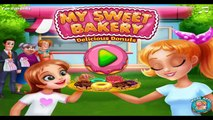 Baby Learn How to Make Donuts & Ice Cream with My Sweet Bakery - Donut Shop by Tabtale Kids Games