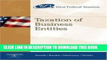 [FREE] Ebook West Federal Taxation 2006: Taxation of Business Entities (with RIA and Turbo Tax