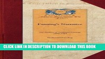 Books Fanning s Narrative: The Memoirs of Nathaniel Fanning, an Officer of the American Navy