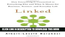 [READ] Kindle Linked: How Everything Is Connected to Everything Else and What It Means for