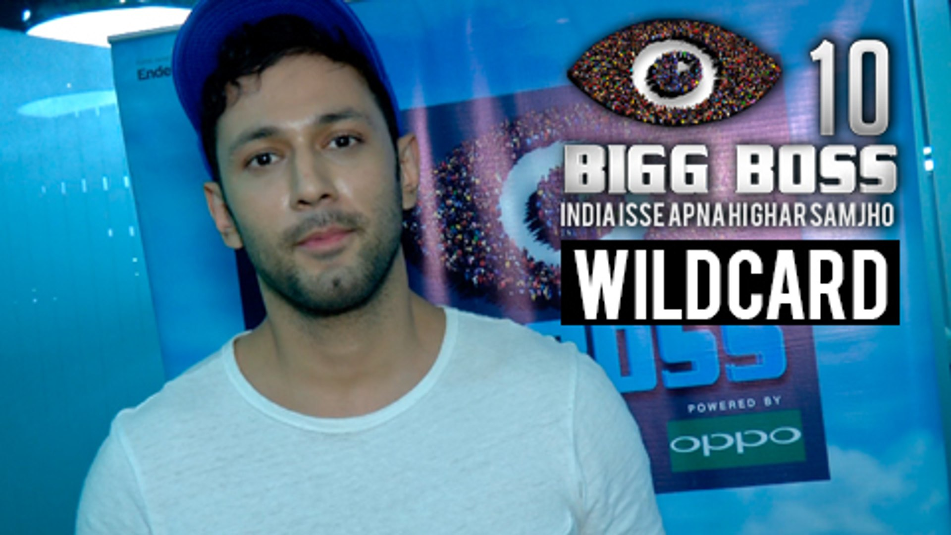 EXCLUSIVE  Sahil Anand Enters Bigg Boss House  Wild Card Entry  Bigg Boss 10