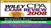 [FREE] Ebook Wiley CPA Exam Review 2008: Business Environment and Concepts (Wiley CPA Examination