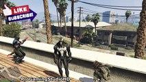 GTA 5 Sub-Zero, Scorpion, Predator & Terminator (Grand Theft