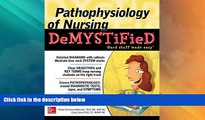 Best Price Pathophysiology of Nursing Demystified Helen Ballestas For Kindle