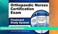 Best Price Orthopaedic Nurses Certification Exam Flashcard Study System: ONC Test Practice