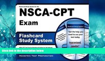 FAVORIT BOOK  Flashcard Study System for the NSCA-CPT Exam: NSCA-CPT Test Practice Questions