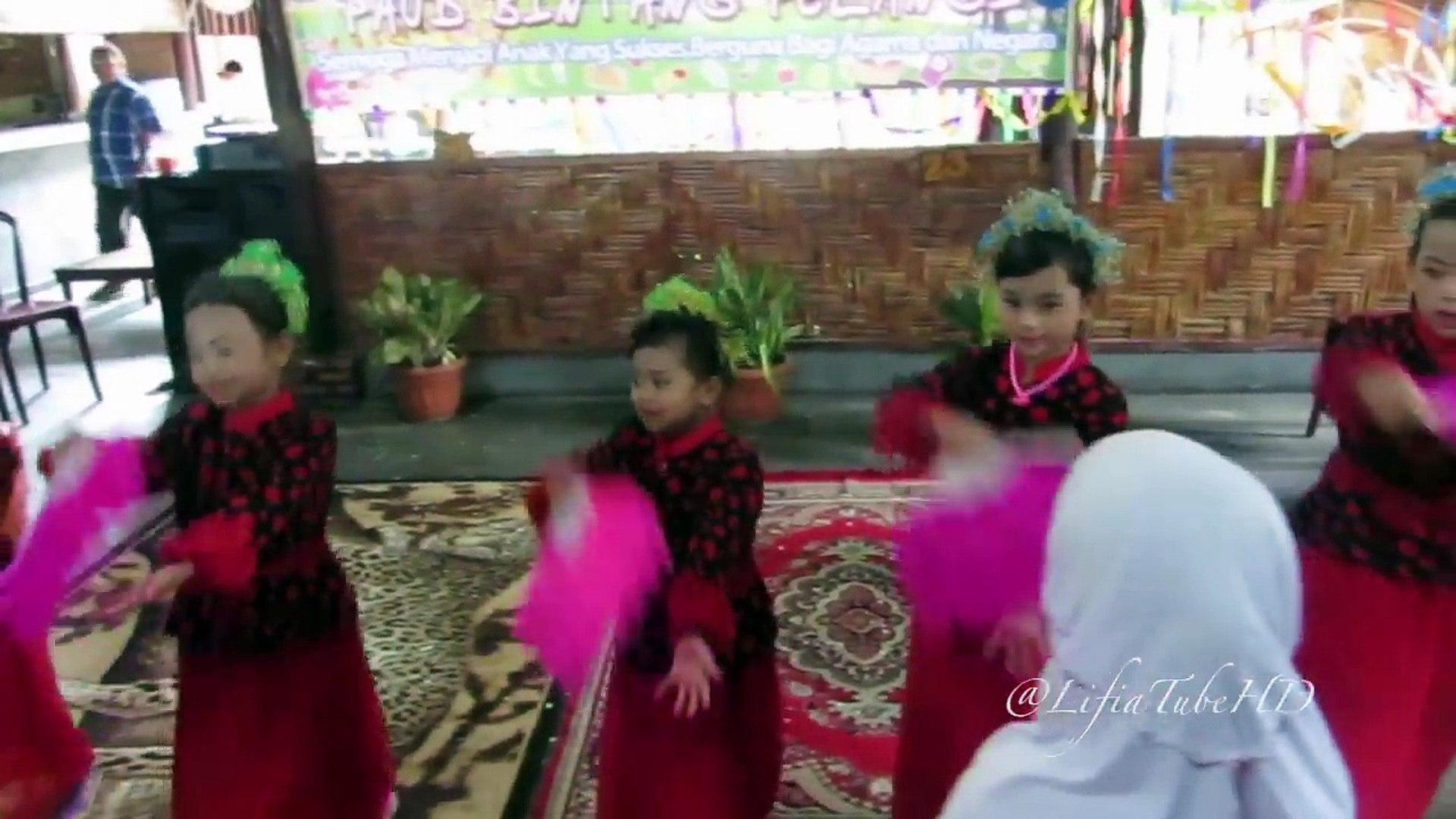 Tarian Kreasi Anak Anak Bintang Pelangi Kids Dance Activities