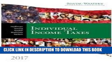 [READ] Kindle South-western Federal Taxation 2017: Individual Income Taxes Audiobook Download