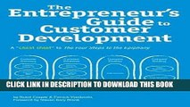 [READ] Kindle The Entrepreneur s Guide to Customer Development: A cheat sheet to The Four Steps to