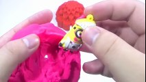 PLAY DOH SURPRISE EGGS - Peppa Pig and  Minions Xitrum