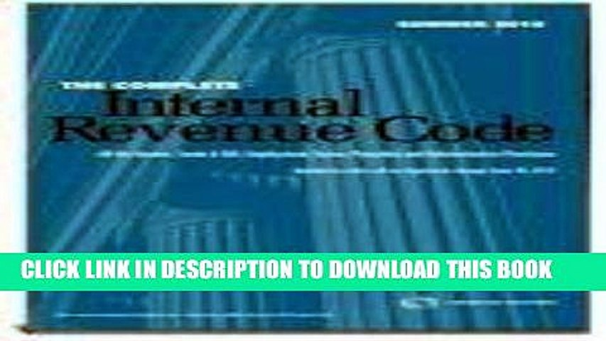 [READ] Kindle The Complete Internal Revenue Code Winter 2011 Audiobook Download
