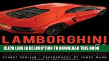 MOBI Lamborghini Supercars 50 Years: From the Groundbreaking Miura to Today s Hypercars - Foreword