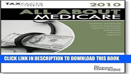 [READ] Kindle All About Medicare 2010: Hospital Insurance, Medical Insurance, Prescription Drug