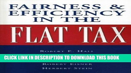 [READ] Kindle Fairness and Efficiency in the Flat Tax Free Download