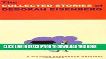[PDF] The Collected Stories of Deborah Eisenberg Full Online