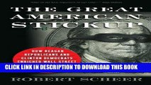[READ] Kindle The Great American Stickup: How Reagan Republicans and Clinton Democrats Enriched