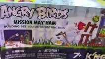 Angry Birds Mission May 39 ham K 39 nex Toy Story 3 39 s Buzz Lightyear Plays Angry Birds