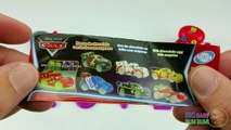 Disney Cars Surprise Egg Learn-A-Word! Spelling Valentines Day Words! Lesson 3