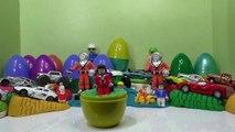 Sürpriz yumurtalar Sürpriz Oyuncaklar Videosu   Sürpriz Oyuncak Arabalar Sürpriz Yumurtaların içinde
