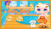 Baby Bath Time Fun & Dress Up for Girls with Thinkgiving Baby Bath Kids Games