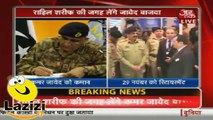 Pakistani Journalist is scaring Indian media about New Army Chief