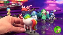 Disney Pixar Inside Out Toys UNBOXING DeLuxe Characters Playset Inside Out Toys Opening & Review