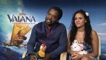 Vaiana (Disney) : Entretien avec Anthony Kavanagh et Cerise Calixte