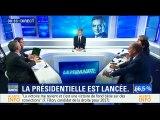 """Alexis  Corbière invité au """"Débat des Primaires du 2ème tour"""" sur BFM TV le 27/11/2016"""