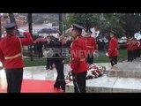 28 nëntori- Vlora e Ismail Qemalit në festë, Nishani dhe Kodheli ngrenë flamurin