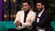WATCH Ranbir Kapoor - Ranveer Singh Koffee With Karan Season 5 Episode 4   Best Moments