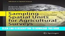 [PDF] Mobi Sampling Spatial Units for Agricultural Surveys (Advances in Spatial Science) Full Online