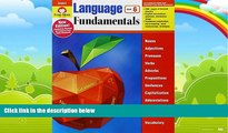 Buy Evan-Moor Educational Publishers Language Fundamentals, Grade 6 (Language Fundamentals: Common