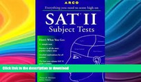 FAVORIT BOOK Everything You Need to Score High on Sat II: Subject Tests (3rd ed) READ EBOOK