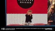 La Nouvelle Edition: Daphné Bürki et Emilie Besse s'enflamment sur un tube de Richard Cocciante