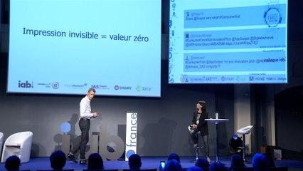 [COLLOQUE 2016] Keynote Integral Ad Science & L'Oréal France - Qualité digitale : A la croisée des chemins !