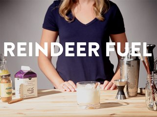 Reindeer Fuel Drink Recipe