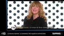 La Nouvelle Edition: La confidence très coquine de Daphné Bürki