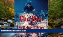 FAVORIT BOOK The Best of Sir Robert F. Marx: Volume One Robert Marx BOOOK ONLINE