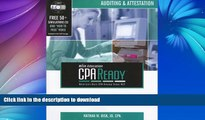 FAVORIT BOOK CPA Ready Comprehensive CPA Exam Review - 36th Edition 2007-2008: Auditing