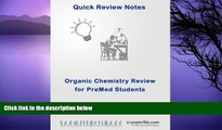 Pre Order Ace Your Exams: Organic Chemistry Review - Aldehydes and Ketones (Quick Review Notes) M