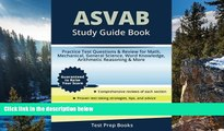 Buy Armed Services Vocational Aptitude Battery Test Prep Team ASVAB Study Guide Book: Practice