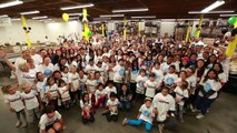 generationOn and The Walt Disney Company Celebrate the Power of Family Giving During 26th Annual Family Volunteer Day