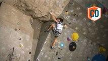 Domen Skofic And Janja Garnbret World Cup Champions | Climbing...