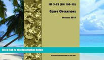 Audiobook Corps Operations: The Official U.S. Army Field Manual FM 3-92 (FM 100-15), 26th