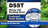 Pre Order DSST Money and Banking Exam Flashcard Study System: DSST Test Practice Questions