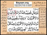 Quran in urdu Surah 004 AL Nissa Ayat 007 Learn Quran translation in Urdu Easy Quran Learning