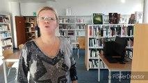 Déménagement Bibliothèque Provinciale -Pascale Vanderpere, Directrice