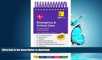 FAVORIT BOOK Emergency     Critical Care Pocket Guide, ACLS Version PREMIUM BOOK ONLINE